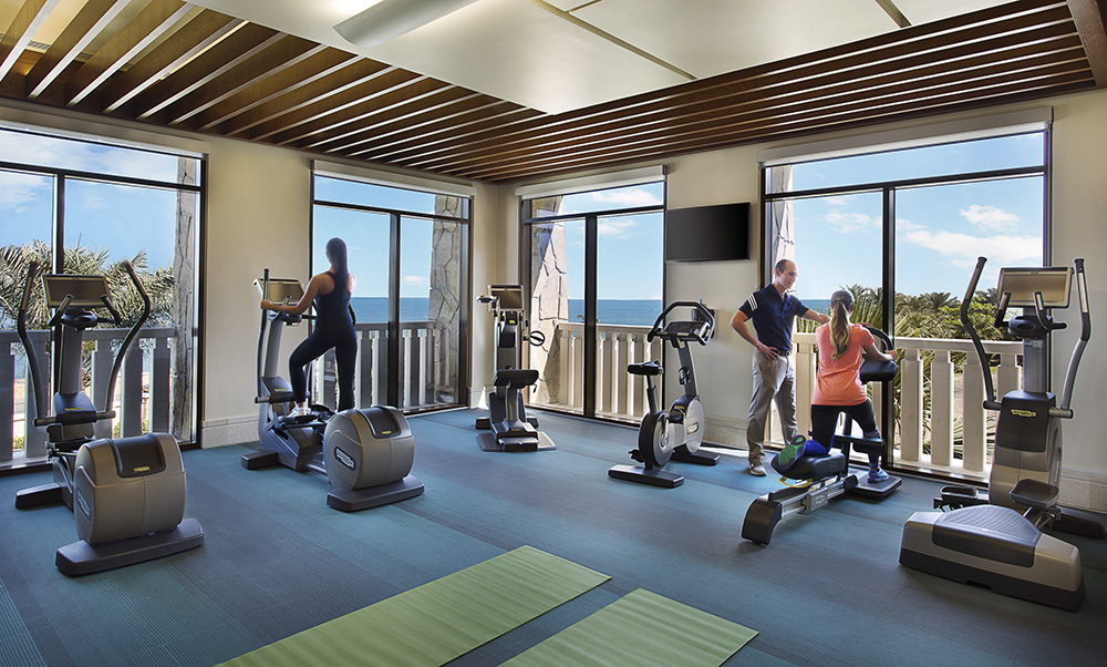 Sofitel dubai the palm resort spa gallery gym2 for 971 salon monticello ar