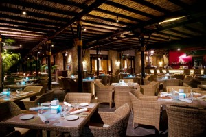 Пляжный бар-ресторан Maui